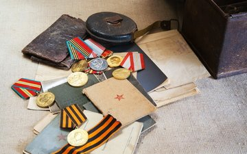 victory day, medal, awards, may 9, documents