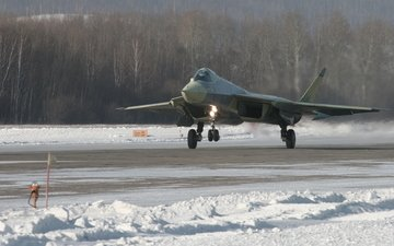 snow, fighter, the rise, pak fa, t-50