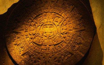символ, мексика, атстеки