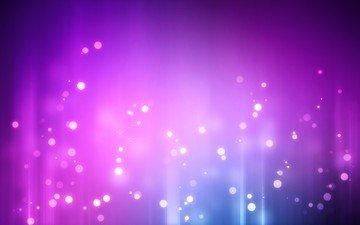 линии, фиолет, блестяшки