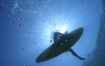 water, surfing
