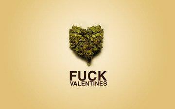 fuck, марихуана, валентинки