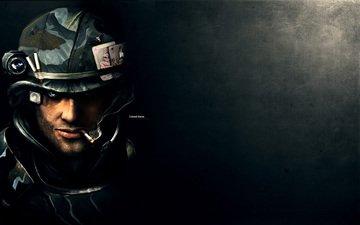 солдат, солдата, сигарета