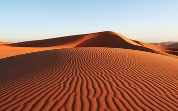 небо, песок, пустыня, лето, жара, sands wallpapers, летнее, десерд
