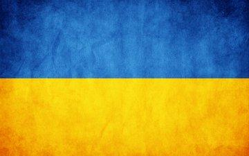 текстуры, флаг, украина