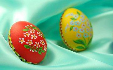 цветные, роспись, пасха, яйца, подарок, атрибут, скорлупа, покраска