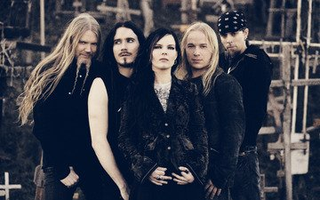 метал, nightwish, dark passion play, sympho, промо