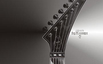 вектор, гитара, струны