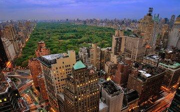 нью-йорк, центральный парк, нью - йорк