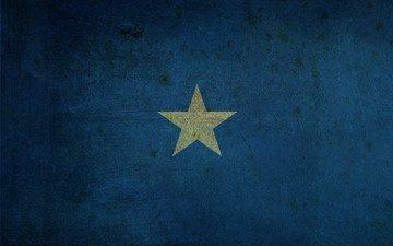 фон, синий, звезда
