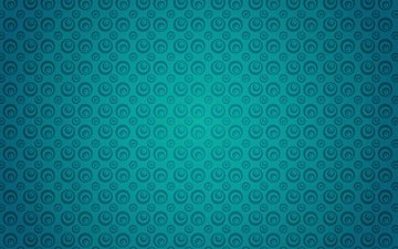 texture, circles, turquoise