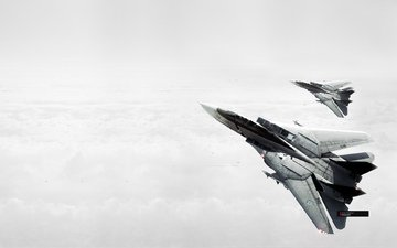 the sky, aircraft, ace combat 5