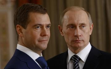 взгляд, россия, политика, президент, в. путин, д. медведев, премьер-министр