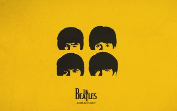 yellow, the beatles, cover
