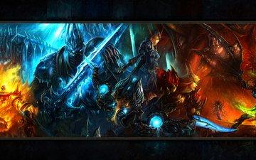 warcraft, blizzard, world of warcraft, epic wow