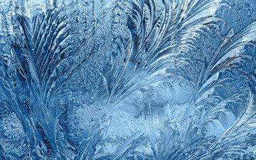 стекло, замерзла, frosted, cтекло