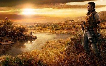 sunset, hero, far cry 2