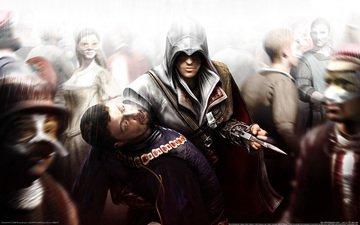 assassins creed, murder