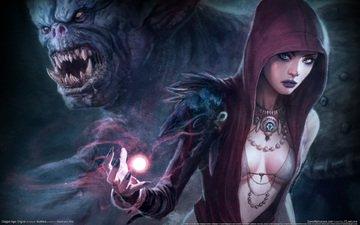 mag, ogre, dragon age origins
