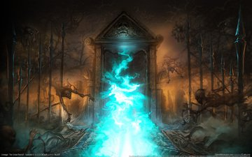 the portal, lineage, the gates, ghosts, the cross rancor
