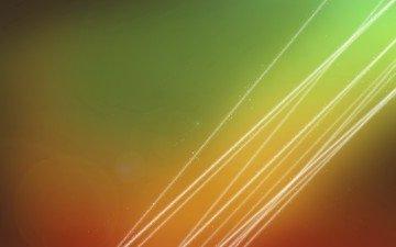 линии, зелёный, фон, цвет