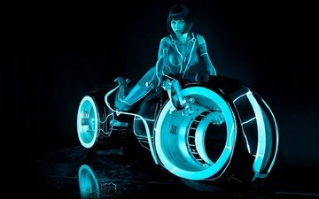 girl, girls, movies, tron, cosplay, sexy