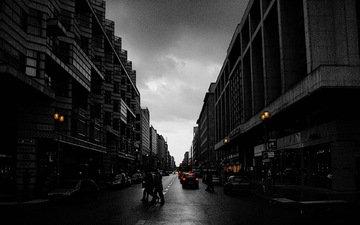 фото, люди, города, улица, улицы, германия, берлин