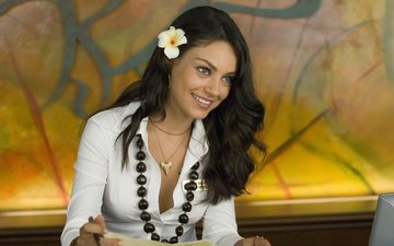 smile, the film, actress, forgetting sarah marshall, in the span, mila, kunis
