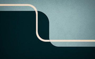 полосы, абстракция, обои, линии, креатив, линий, голубая, abstract walls, фоны, в стиле, грин