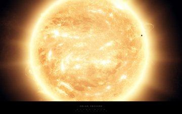 солнце, планета, меркурий