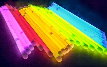 свет, цвет, трубки