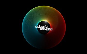 цвет, сфера, colorful universe
