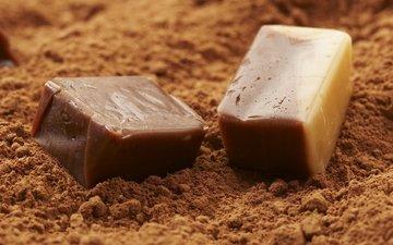 шоколад, конфета