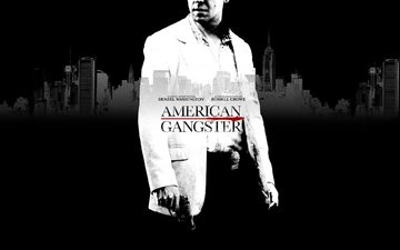 movie, actors, movies, films, russell crowe, cinema, gangster, denzel washington