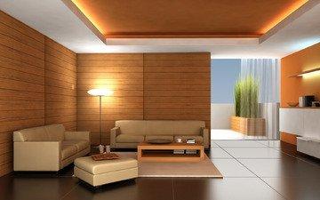 дерево, интерьер, дизайн, комната, пол, диван, светильник, столик, квартиры