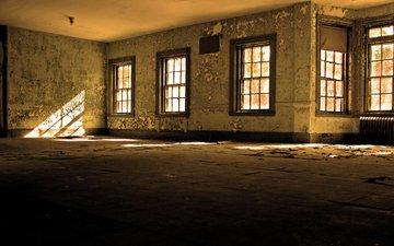 комната, ремонт, окна