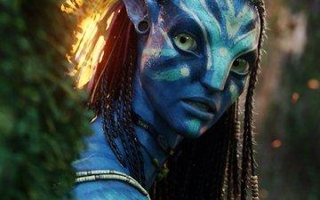 avatar, neytiri, na'vi