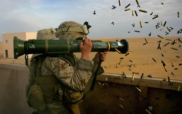weapons, soldiers, sleeve, at4-hs, bazooka