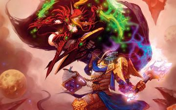 battle, world of warcraft, the burning crusade