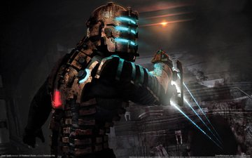 dead space, isaac
