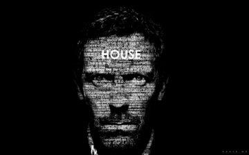 house m.d., hugh laurie, labels, dr. house, hugh laure