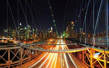 мост, порыв, нью - йорк