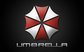 the game, resident evil, umrella