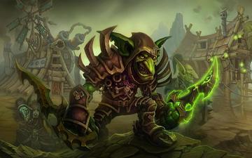 village, world of warcraft, goblins, cataclysm