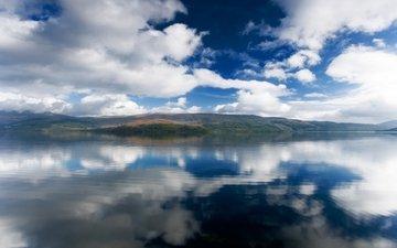 небо, вода, озеро, река, горы, природа, обои, фото, пейзаж, вид, красота, океан, аляска