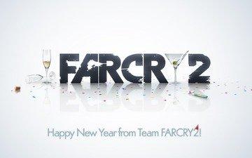 champagne, far cry 2, confetti