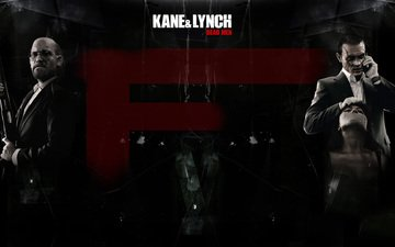 black, kane & lynch, dead men