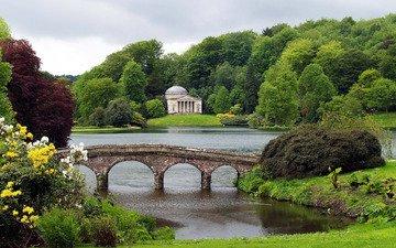 мост, каменный, каменное