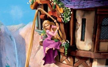 rapunzel, princess, rapunzel: a tangled tale