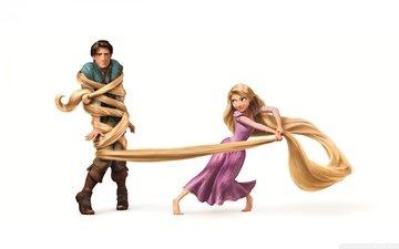 rapunzel, prince
